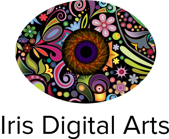 Iris Digital Arts Logo
